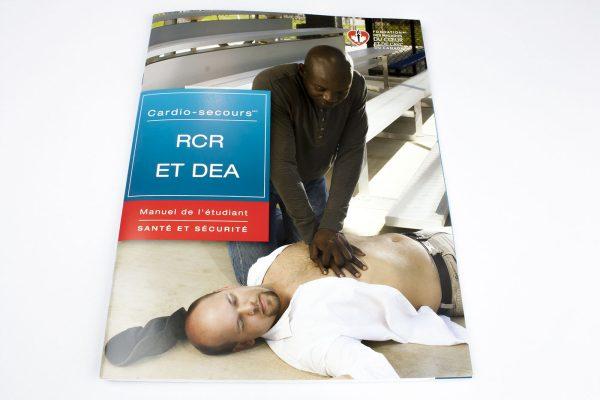 Manuel de l'étudiant - Cardio secours (RCR et DEA)